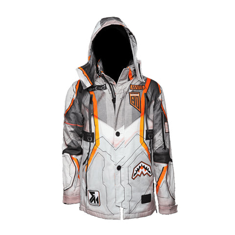 Sprayground Mission to Mars Parka Jacket