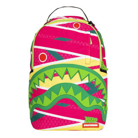 Sprayground NBA Miami Heat Fire Shark Backpack
