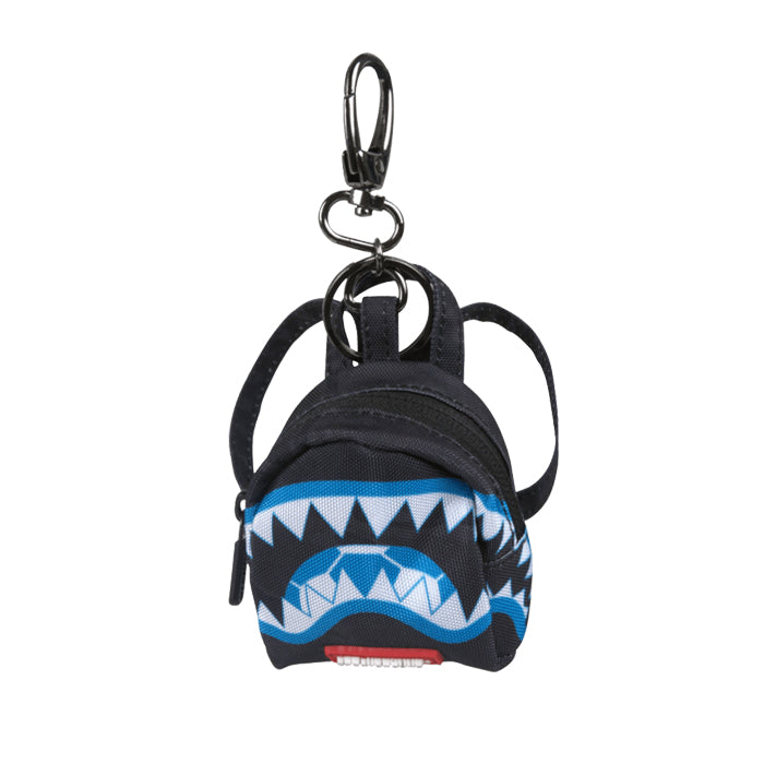 Sprayground Marcelo Blue Shark Keychain