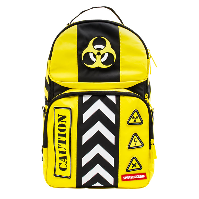 Sprayground Biohazard Trooper Backpack