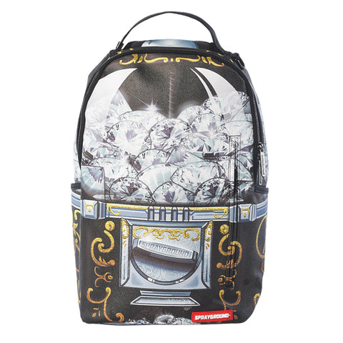 Sprayground Diamond Gumball Machine Backpack
