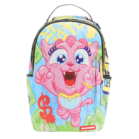 Sprayground Kitten on the Run Backpack