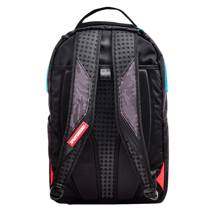 Sprayground Marcelo Blue Shark Backpack