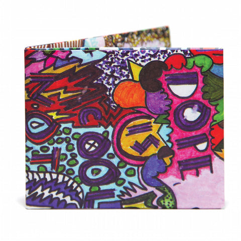 Walart Graffiti Wallet