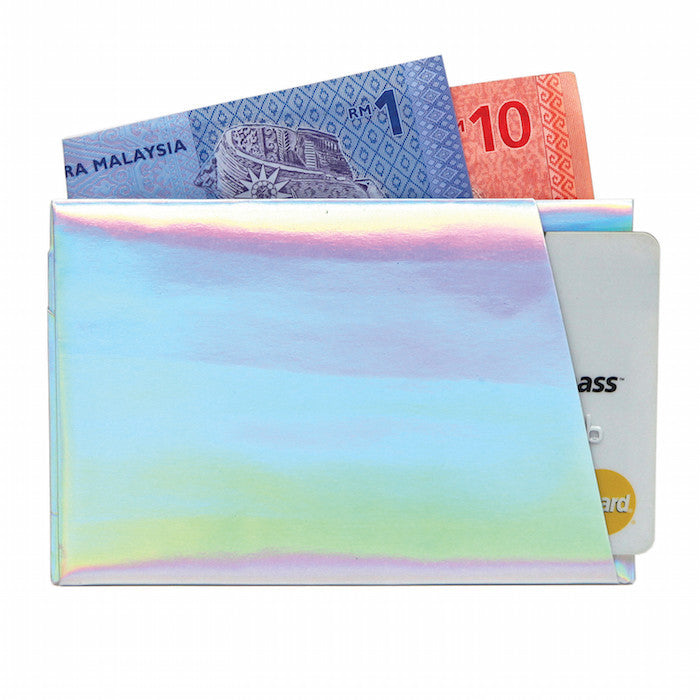 Walart Hologram Card Wallet