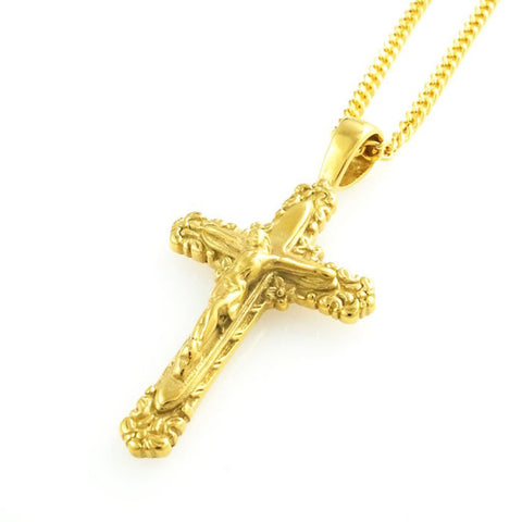 Veritas Renasci Cross Necklace