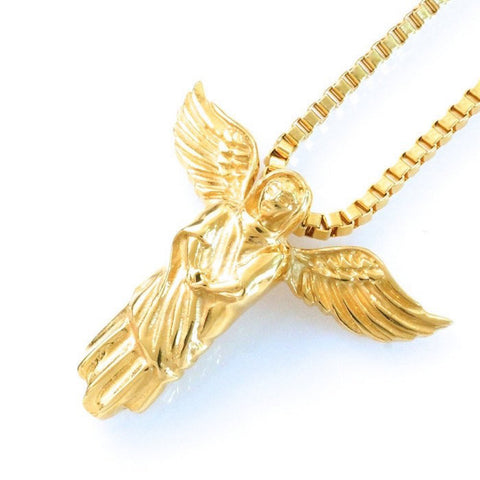 Veritas Vigiles Gold Necklace