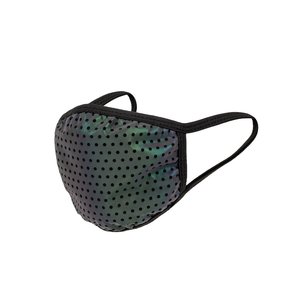 Official Rainbow Reflective Face Mask