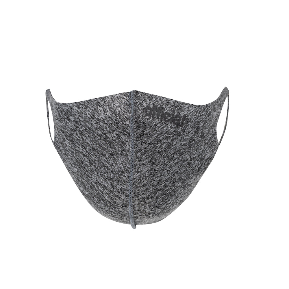 Official Nano Polyurethane Grey Face Mask