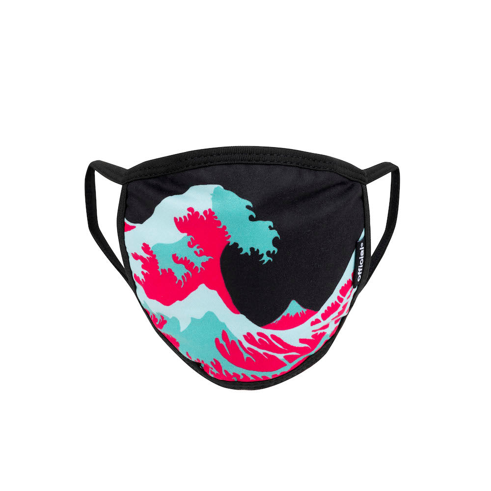 Official Great Wave Face Mask