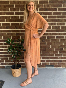 Courtney Wrap Dress