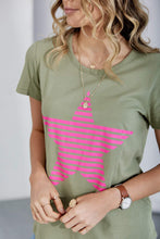 Load image into Gallery viewer, Evie Tee - Khaki