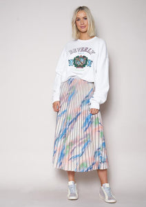 Aquarelle - Sunray Skirt