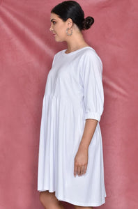 Tilly Jersey Cotton Dress