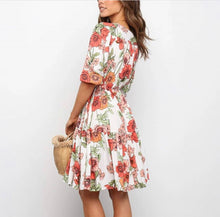 Load image into Gallery viewer, Bella Poppy Dress