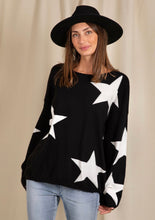 Load image into Gallery viewer, Scarlet Star Knit - Black