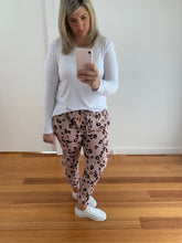 Load image into Gallery viewer, Ava Joggers - Blush Pink
