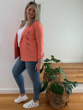 Load image into Gallery viewer, Millie Jacket - Peach