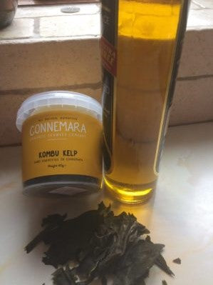 Seaweed Infused Oil