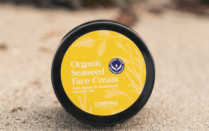 Organic Seaweed Facecream