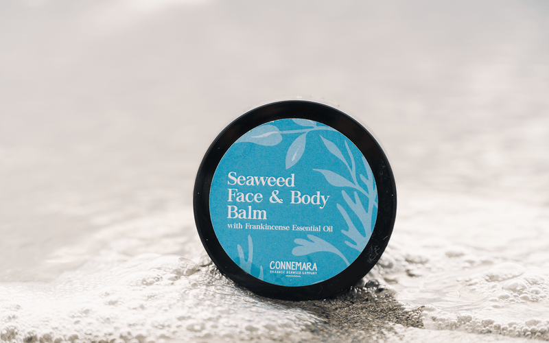 Seaweed Face & Body Balm with Frankincense