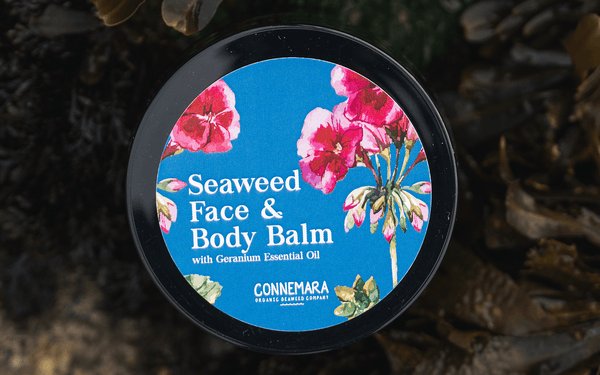 Natural Seaweed Face & Body Balm with Geranium