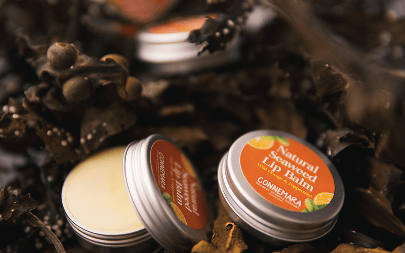 Natural Seaweed Lip Balm
