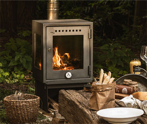 ORLAND CLASSIC STOVE<br>with Flue Kit Special