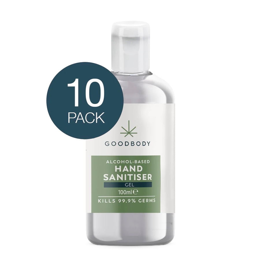 Hand Sanitiser - 100ML Gel - Flip Cap