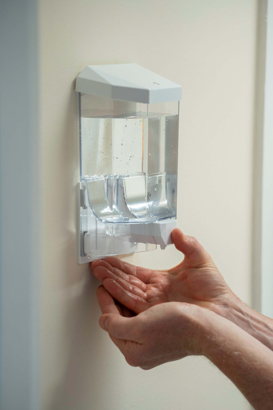 Wall Mounted Sanitiser Station 1 Litre