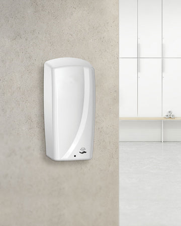 Touch Free Wall Mounted Sanitiser Station