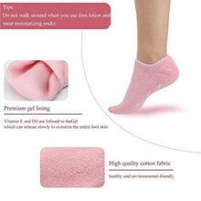 Load image into Gallery viewer, Gel Moisturizing Socks (1-PAIR)