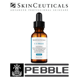 FACE & EYE ANTI-AGING DUO : CE FERULIC + AGE EYE COMPLEX + COMPLIMENTARY SKINCEUTICALS REGENERATING FACIAL