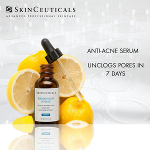 """OILY & ACNE-PRONE SKIN - THE SAVIOR BUNDLE"" - 1 SILYMARIN CF + 1 PAIR OF BLEMISH & AGE DEFENSE SERUM AND CLEANSER + 1 FREE 15 ml HYDRATING B5 (WORTH $90) + 2 FREE TRAVEL SIZE BLEMISH & AGE DEFENSE (TOTAL SAVING $171.51)"
