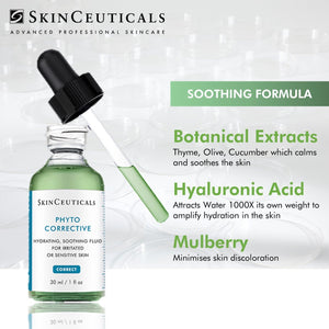 ANTI-SENSITIVITY SKINCEUTICALS PAIR 12.12 (Free Phyto Corrective Gel & Gentle Cleanser worth $38.40)