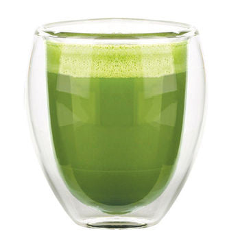 88 ml Double Wall Glass Cup | Matcha Glass Cup