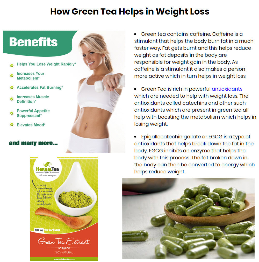 green tea extract capsules | best green tea capsules for