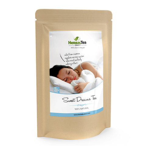 Sweet Dreams Tea - Best Night Time Tea