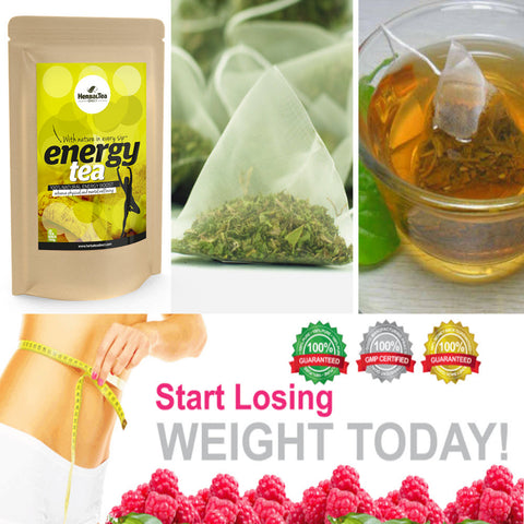Energy Tea - Ginseng & Astragalus - Best Tea For Energy