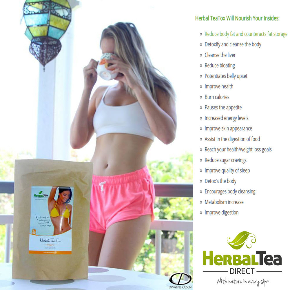 Herbal Detox Tea Best Tea For Weight Loss Free Shipping