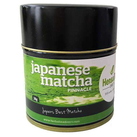 Japanese Pinnacle Matcha 30g/1oz Tin
