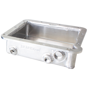 C4 fabricated transmission pan