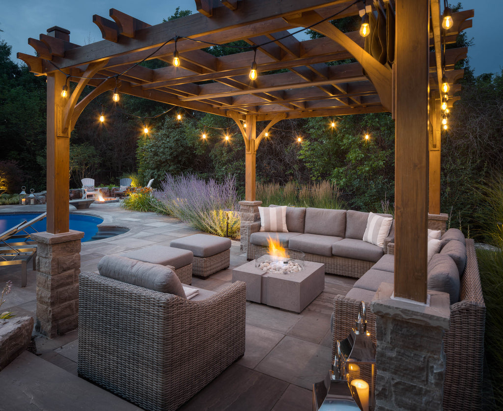 3 Reasons You Shouldn't Wait Until After Renovating To Pick Outdoor Furniture