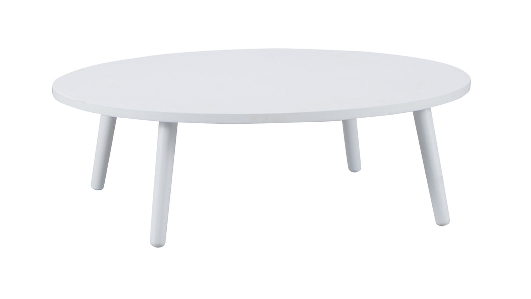 Aluminum Round Nesting Coffee Table - LG