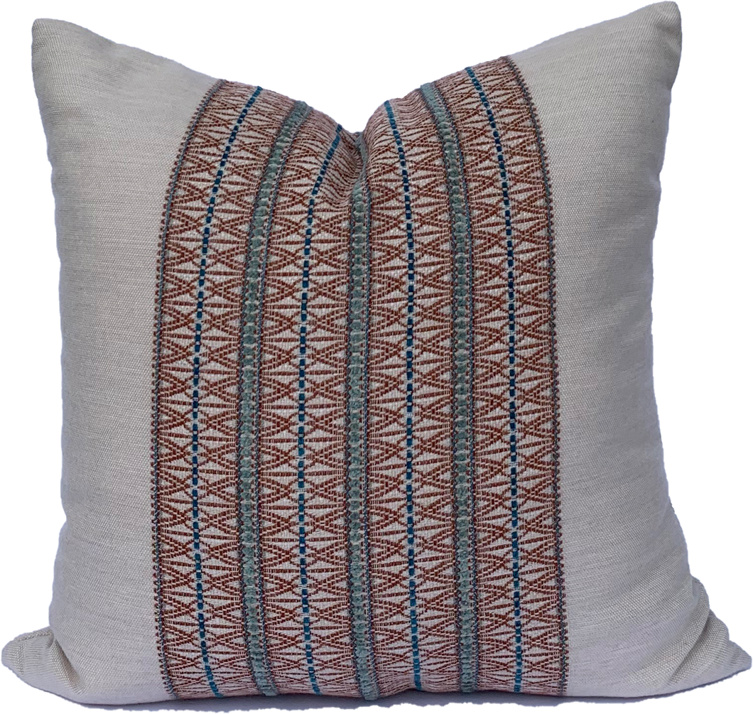 Outdoor - Sunbrella - Vevi Nutmeg Pillow