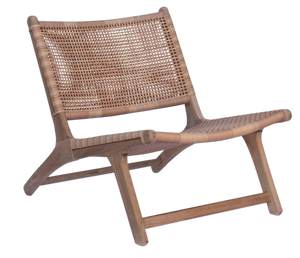 Relax Chair - Natural Open Weave  -PRE-ORDER 2021