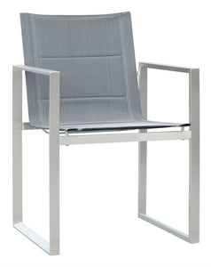 Pebble Stainless Steel Arm Chair - PRE-ORDER 2021