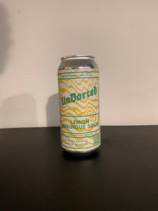 unbarred lemon meringue sour