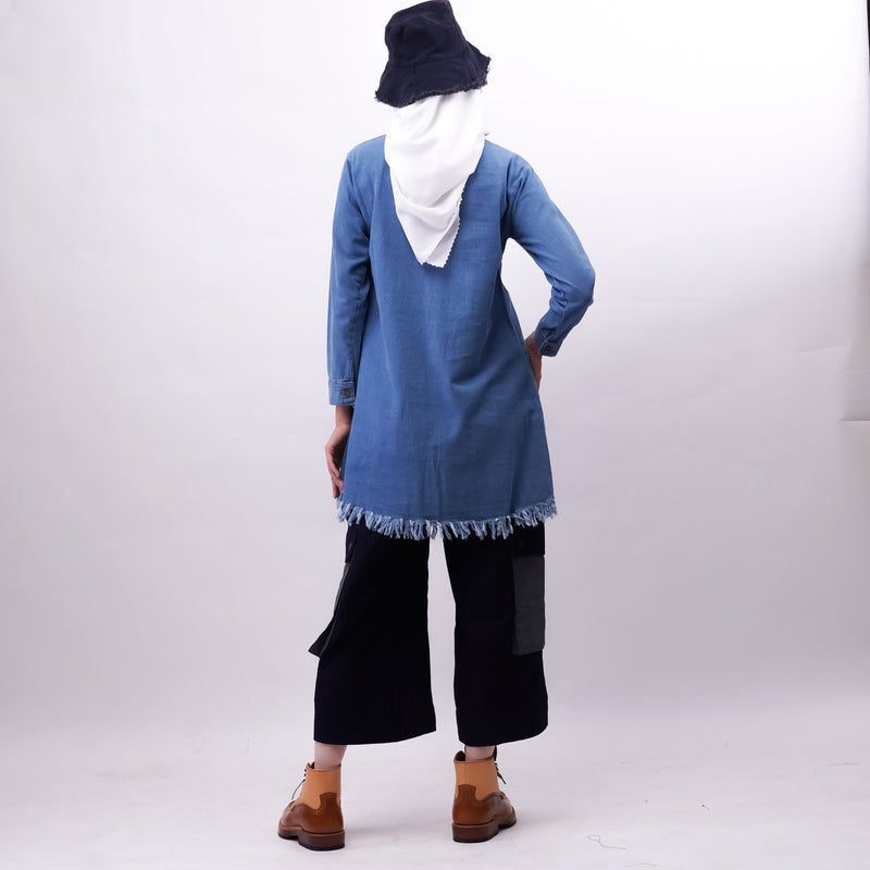 Niraya Tunik Denim