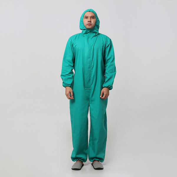Coverall Suits Reusable Cotton Drill (Tosca) by DIG